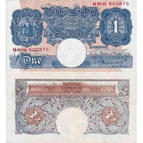 Banconote collezione Gran Bretagna - PK N° 367 - 1 Pound