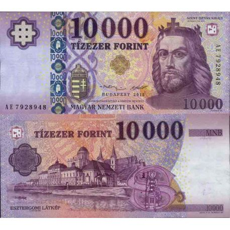 Billet de banque collection Hongrie - PK N° 999NEW - 10000 Forint