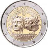 Italy - 2 euro commemorative 2016 Plauto