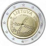 Litauen - 2 Euro Gedächtnis- 2016 baltische Kultur