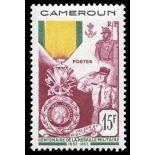 Timbre collection Cameroun N° Yvert et Tellier 296 Neuf sans charnière