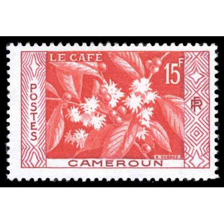 Francobollo collezione Camerun N° Yvert e Tellier 304 nove senza cerniera