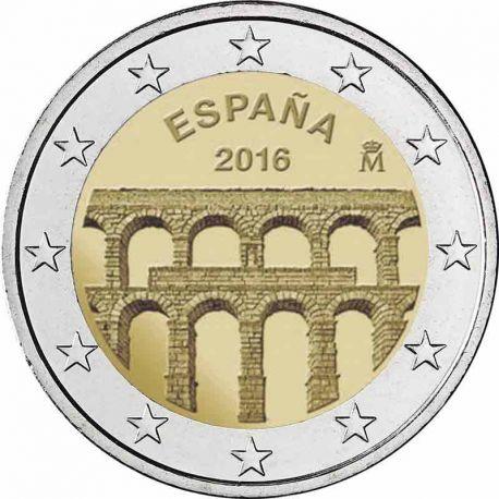 Spanien 2016 - 2 Euro Gedächtnis- SEGOVIA