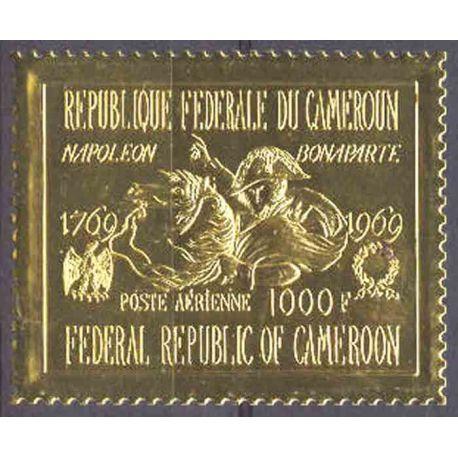 Francobollo collezione Camerun N° Yvert e Tellier PA 137 nove senza cerniera