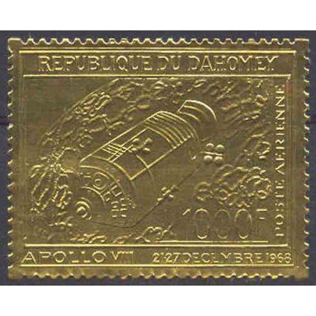 Francobollo collezione Dahomey N° Yvert e Tellier PA 106 nove senza cerniera