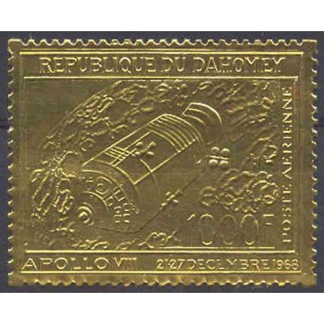 Timbre collection Dahomey N° Yvert et Tellier PA 106 Neuf sans charnière