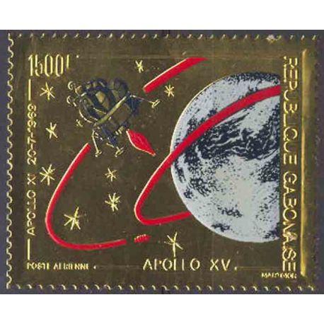 Francobollo collezione Gabon N° Yvert e Tellier PA 120 nove senza cerniera