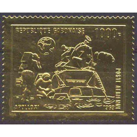 Francobollo collezione Gabon N° Yvert e Tellier PA 92 nove senza cerniera