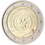 Belgique - 2 Euro commémorative 2015 Développement