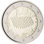 Finlandia - 2 euro commemorativa 2015 Akseli Gallen Kallela