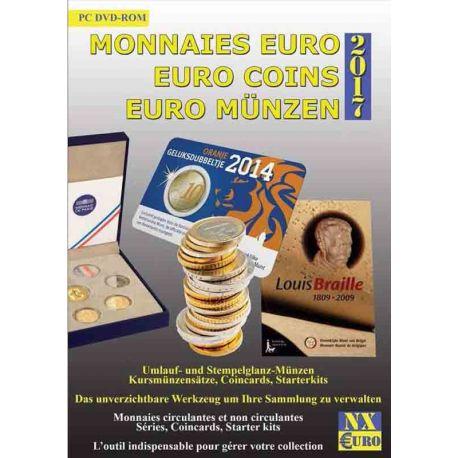 Numix Euro 2017 Gestionnaire de collection Euro