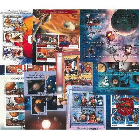 10 blocs cosmos