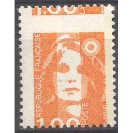 Timbre collection France N° Yvert et Tellier 2620 Neuf sans charnière