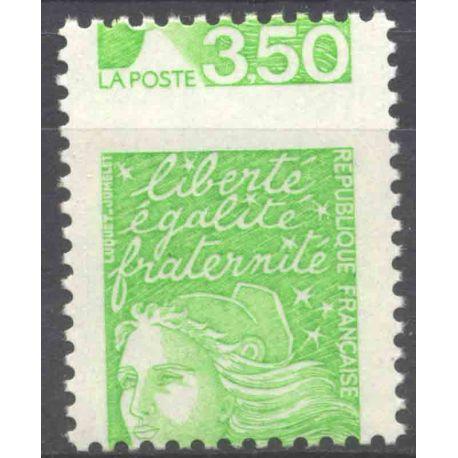 Timbre collection France N° Yvert et Tellier 3092 Neuf sans charnière