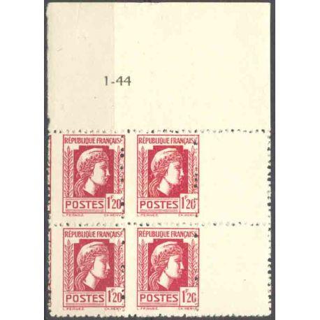 Francobollo collezione France N° Yvert e Tellier 638 nove senza cerniera