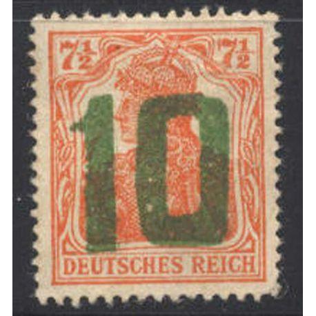 Briefmarke Sammlung Polen N° Yvert und Tellier 62 neun mit Scharnier