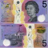 Banknote Sammlung Australien - PK Nr. 62 - 5 Dollar