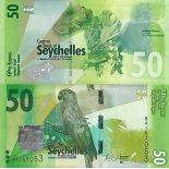 Banknote Seychelles collection - Pick N° 49 - 50 Ruppes