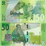 Billete de banco colección Seychelles - PK N° 49 - 50 Ruppes