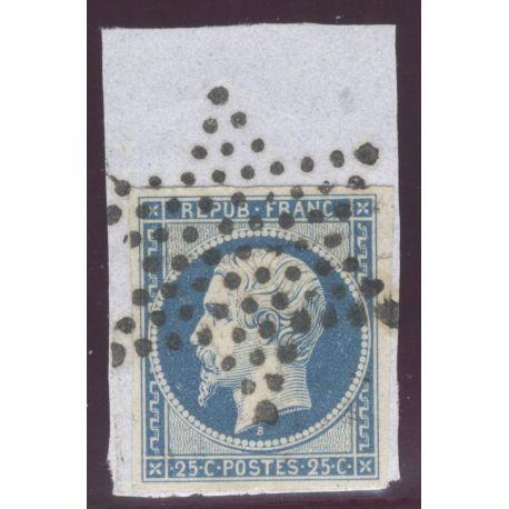 Timbre collection N° Yvert et Tellier 10 Oblitéré Etoile