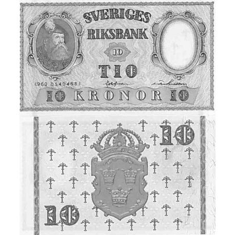 Banknote Sweden collection - PK N° 43 - 10 Kronor