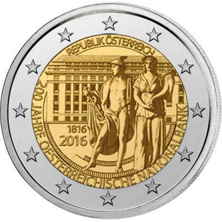 Österreich - 2 Euro 2017 - nationale Bank