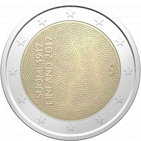 Finnland - 2 Euro 2017 - finnische Unabhängigkeit
