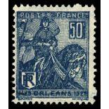 Timbre de collection de France N° 257 Neuf sans charnière
