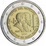 Vatican - 2 euro 2017 - St Pierre St Paul en livret