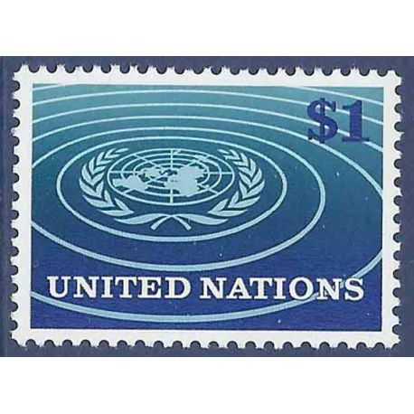 Briefmarkensammlung UNO New York N° Yvert und Tellier 150 neun ohne Scharnier