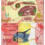 Banknote Sammlung Madagaskar - PK Nr. 102 - 5.000 Francs