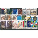 Liechtenstein Année 1983 complète en timbres neufs