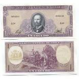 Collection of Banknote Chile Pick number 136 - 1 Peso 1962