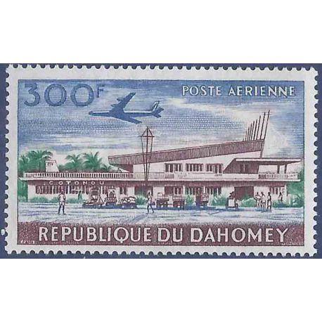 Stempel Sammlung Dahomey N° Yvert und Tellier PA 26 neun ohne Scharnier