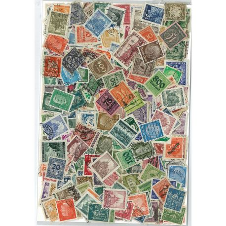Collection de timbres Allemagne 1872/ 1932 : Lot de timbres obliteres