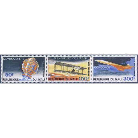 Stempel Sammlung Mali N° Yvert und Tellier PA 70A Neuf ohne Scharnier