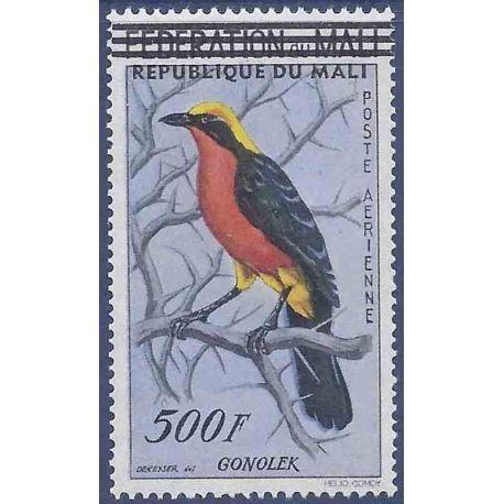 Stempel Sammlung Mali N° Yvert und Tellier PA 8 neun ohne Scharnier