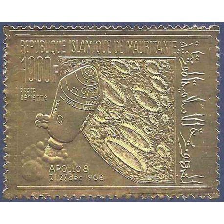 Stempel Sammlung Mauretanien N° Yvert und Tellier PA 93 neun ohne Scharnier