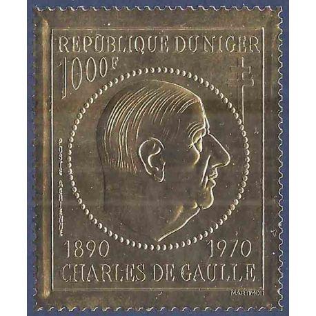 Stempel Sammlung Niger N° Yvert und Tellier PA 148 neun ohne Scharnier