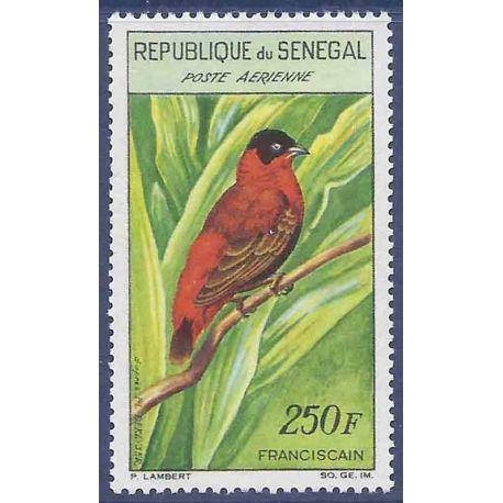 Timbre collection Sénégal N° Yvert et Tellier PA 34 Neuf sans charnière