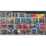 Liechtenstein Année 1984 complète en timbres neufs