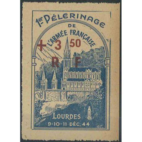 Marianne de Dulac Tirage di Parigi nuova senza cerniera