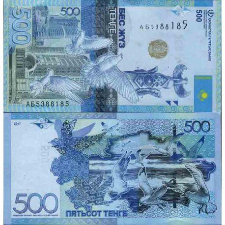 Billet de banque collection Kazakhstan - PK N° 999 - 500 Tenge
