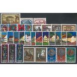Liechtenstein Année 1978 complète en timbres neufs