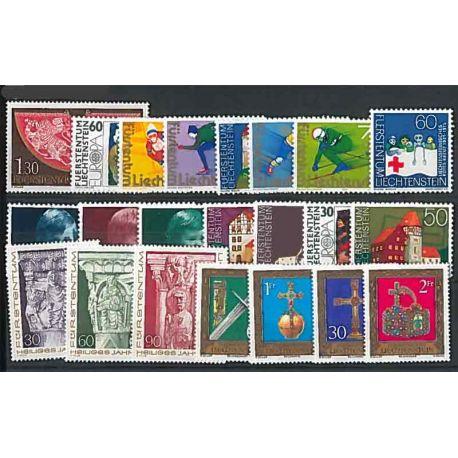 Liechtenstein 1982