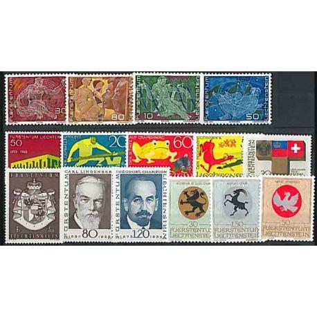 Liechtenstein 1969
