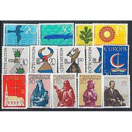 Liechtenstein 1966