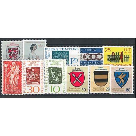 Liechtenstein 1965
