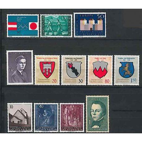 Liechtenstein 1964