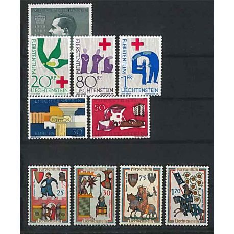 Liechtenstein 1963